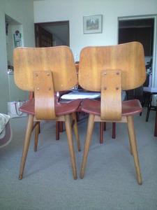 2010年7月天童木工椅子背面