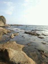 2011-8-11田中さんと鎌倉江の島5