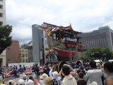 2009年7月17日山鉾巡行3船鉾