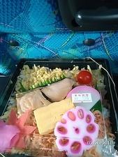 ミステリーツアー夕弁当 鮭と桜エビ実はオキアミ