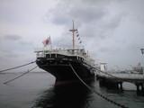 2008年7月11日氷川丸前景