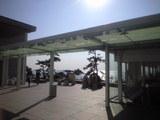 2008年10月2日葉山美術館海側