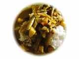 2007AUG24夏野菜カレー