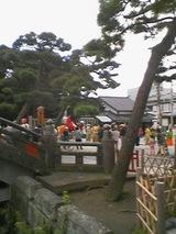 2006年9月15日鎌倉例大祭白馬