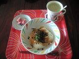 2008年12月18日手ぬきお昼丼
