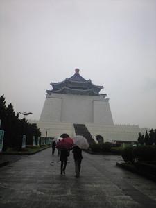 2009年12月18日中正記念堂