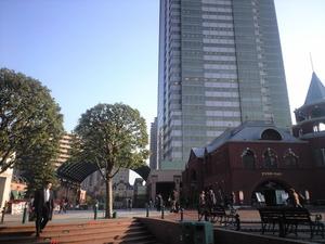 2010年12月22日恵比寿ガーデンプレイス