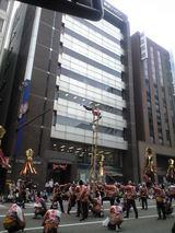 2009年6月6日百万石祭り 木遣り