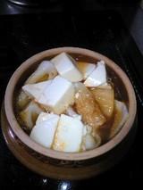 2008Jan21峠の釜飯でキムチ鍋