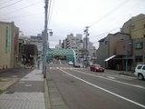 2009年6月8日犀川大橋