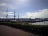 2008JUNE4大浦湾の朝の散歩