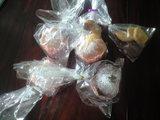 2008年9月27日バザー戦利品お菓子類