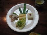 2008年7月1日福来鳥の前菜