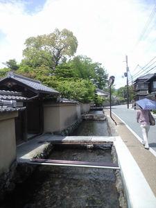 2010年5月18日上賀茂神社社家