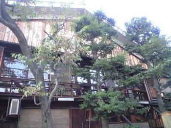 2009年10月23日寺田屋側面