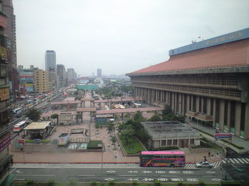 2009年12月20日台北駅舎