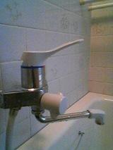 水栓修理完了状態