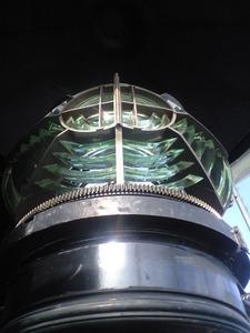 2010年12月1日観音崎灯台レンズ