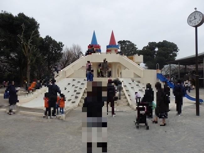 バンドリ巡礼1・とんがり帽子のお城