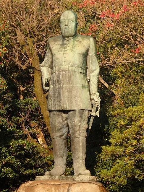 西郷隆盛銅像2