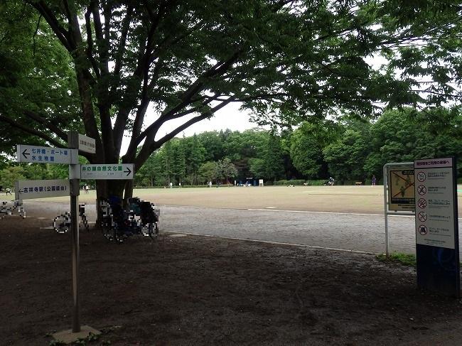 【現地】1-52:井の頭公園西園競技場