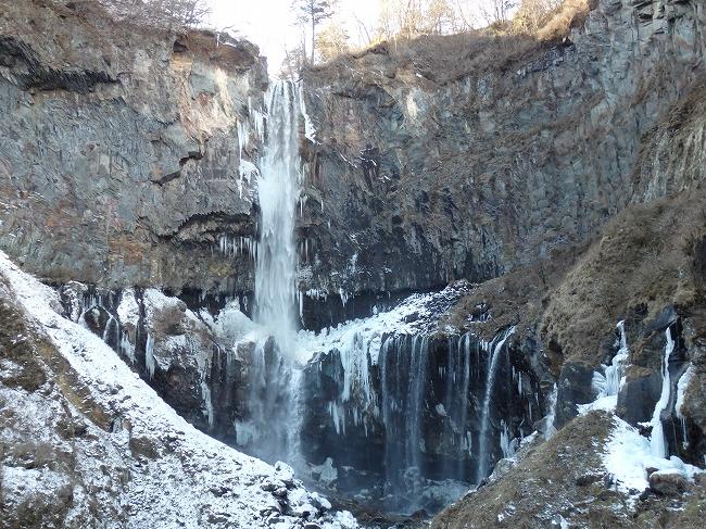 華厳の滝の下1