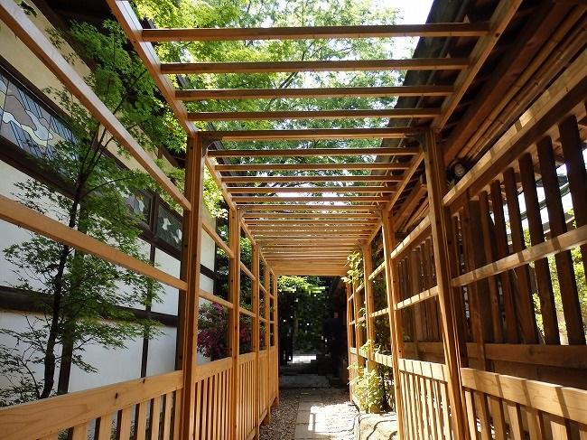 【現地】後半OP-9:川越氷川神社の風鈴回廊