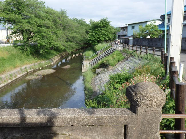【現地】6-4:田谷堰と新河岸川