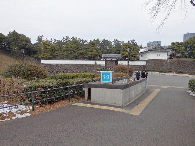 最寄駅の桜田門駅2