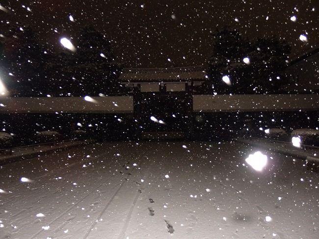 雪の桜田門外(フラッシュ)2