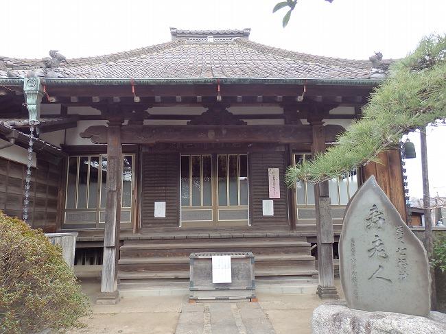 観蔵寺(寿老人)1
