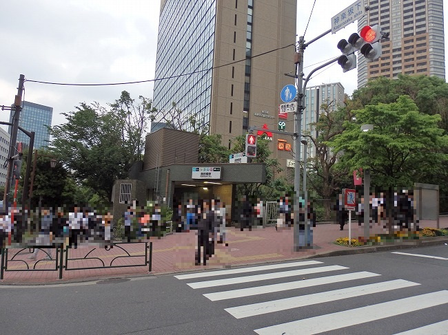 【現地】6-51:飯田橋駅