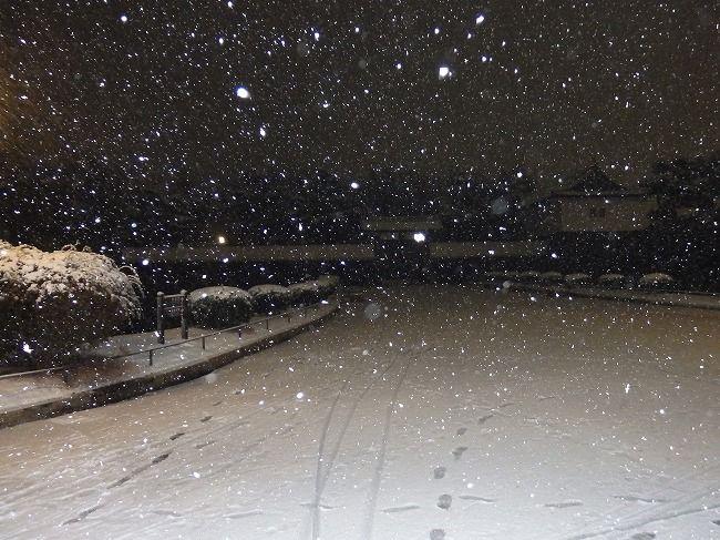 雪の桜田門外(フラッシュ)1