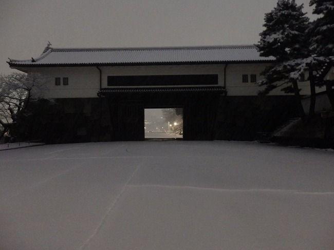 雪の桜田門