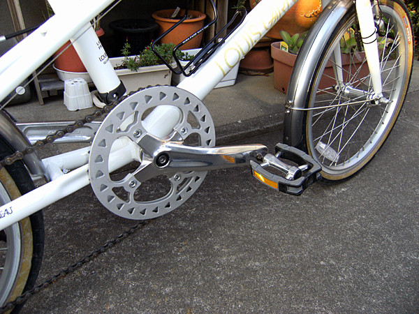 自転車の 自転車 ペダル 交換 外れない : ミニベロのペダル交換に挑戦 ...