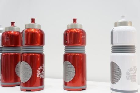 サイクルボトルスピーカー