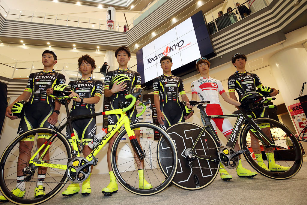 チーム右京 TEAM UKYO(CT / Japan)|Tour of …