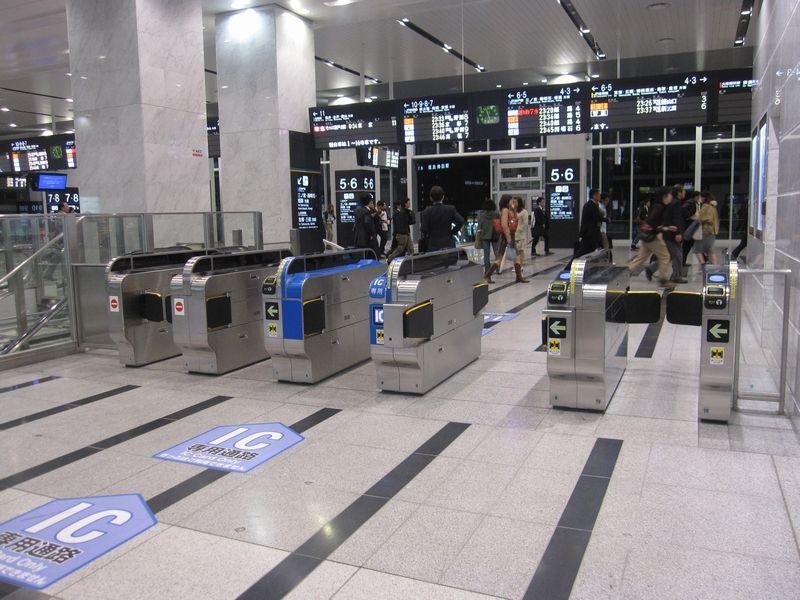 大阪駅 : 改札画像.net