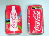 『Coke + iTunes』缶コーラ