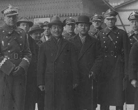 28th April 1929 Warsaw Gen Kwasniewski