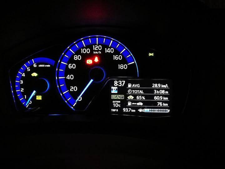 0403夏タイヤの燃費