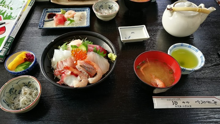 1212の一の海鮮丼