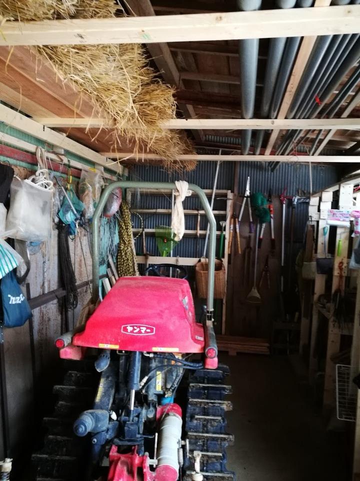 0412農家の納屋
