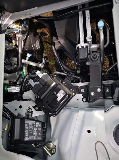 0707ハイゼットエンジン