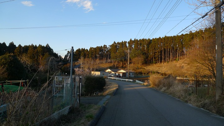 0311農場入口付近