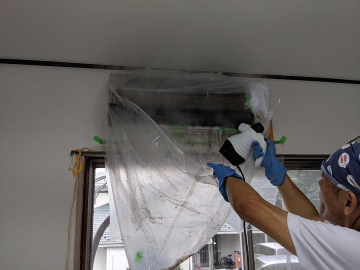 0722エアコン掃除2