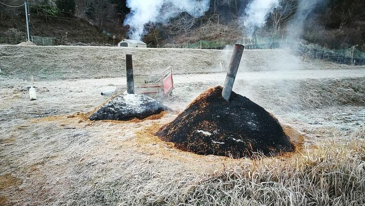 0107燃えすぎの燻炭
