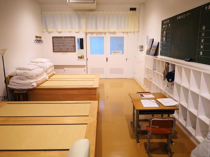 1013保田小宿泊