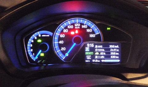 0427燃費記録