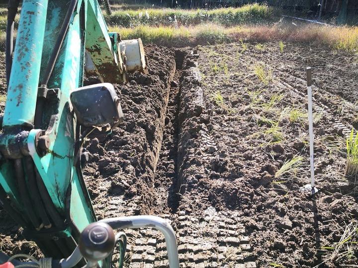 1201南側掘削完了